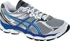 ASICS GEL-Cumulus 14 Men's Size 8.5  Lightning/JetBlue/Black NIB Neutral Running #ASICS #RunningCrossTraining