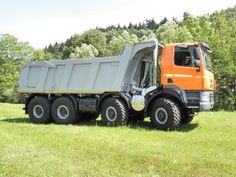 ♠ Semi Trucks, Big Trucks, Dump Truck, Cars And Motorcycles, Offroad, Phoenix, Automobile, Construction, Vehicles