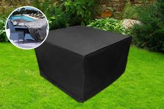 Waterproof Garden Rattan Furniture Cover - Perfect for Winter!