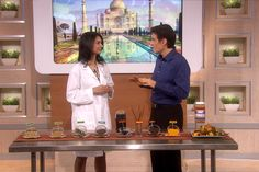 Dr. Kulreet Chaudhary examines the healing potential of ayurveda – an ancient practice that promotes harmony among the mind, body and spirit on the Dr. Oz show. Alternative Health Secrets: India, Pt. 1