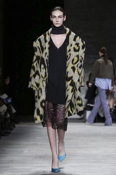 Tome Ready To Wear Fall Winter 2015 New York