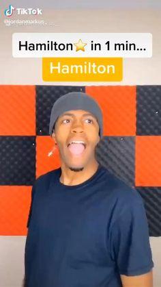 Funny Video Memes, Crazy Funny Memes, Funny Short Videos, Really Funny Memes, Funny Relatable Memes, Funny Stuff, Hamilton Broadway, Hamilton Musical, Hamilton Fanart