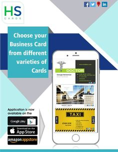 Digital Business Card, Business Cards, Google Play, Ios, Audio, Android, Templates, Amazon, Lipsense Business Cards