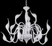 Illuminati Swan 8098-18 Light 18 Light White.