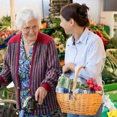 shopping assistance for seniors and disabled adults in Leesburg Florida and surrounding areas