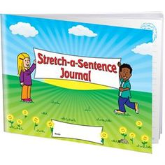 Teach students to stretch sentences with question words!