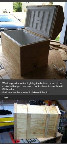 cool-pirate-chest-workshop-wood-build. This concept would be great for camp san the pirate chest design