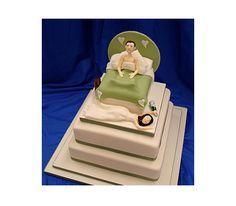 #groom cake themarriedapp.com hearted <3
