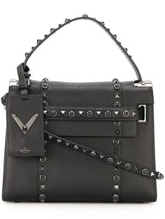 0feba65b939e VALENTINO  B-Rockstud Rolling  Shoulder Bag.  valentino  bags  shoulder