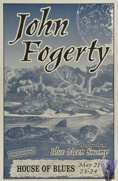 ☮ American Hippie Music ☮ John Fogerty