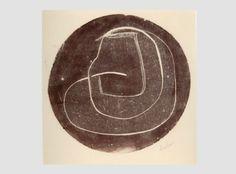 Naum Gabo | Monoprints | Prints | Paintings - Naum Gabo - Opus Eleven