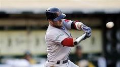 Dustin Pedroia Explains Role in Drama-Filled Season, Says He Wants to Finish Career With Red Sox. Love him. Red Sox Baseball, Baseball Cards, Dustin Pedroia, One Team, Boston Red Sox, Love Him, Career, Drama, Socks