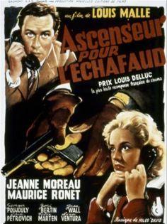 Ascensor para el cadalso (1957) - FilmAffinity