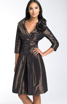 Found this in royal/navy blue on sale, but the taffeta is kind of heavy for a spring afternoon...