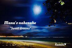 Hawaiian saying