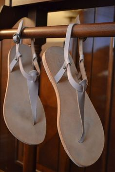 Valia Gabriel grecian sandals