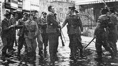 """La película """"Y llegó el día de la venganza"""" de Fred Zinnemann, reconstruye #Vitoria-Gasteiz. Behold a Pale Horse.  Hollywood reconstruye #Vitoria"""