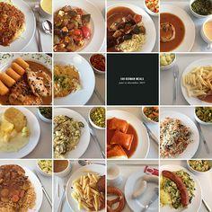 100 German Meals