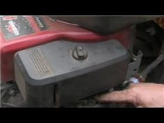 Lawn Mower Repair : Troubleshooting Carburetor Problems in a Riding Lawn Mower - YouTube