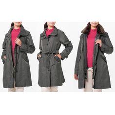 しわが戻りやすい3WAYダウンコート 通販 【ニッセン】 ジャケット・コート コート ロングコート
