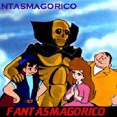 Image result for Fantasmagorico ANIME