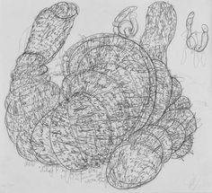 Tony Cragg's Drawings 03