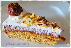 Thermomix - Rezepte mit Herz : Rocher Torte
