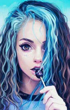 Ideas For Pop Art Drawings Artworks Art Pop, Pop Art Drawing, Drawing Sketches, Shirt Drawing, Life Drawing, Art Anime Fille, Anime Art Girl, Anime Girls, Cartoon Kunst