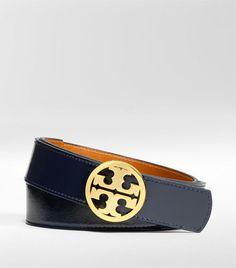 reversible tory burch belt