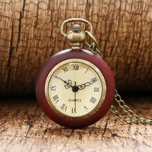 Rectángulo antiguo dual movimiento/de cristal ball forma/caja de madera/guitarra/Búho Forma Del Reloj de Bolsillo de Cuarzo Mejor Mini Relojes regalo(China (Mainland))