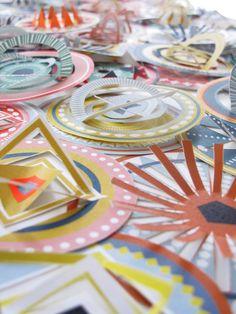 Jurianne Matter - paper plates
