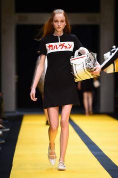 カルヴェン 2015年春夏コレクション - スポーティでフレッシュな、ジャパニーズミックス | ニュース - ファッションプレス