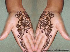 Henna Hand Designs for Beginners | Henna Designs For Beginners, hand Henna Designs, Hand Henna Designs ...