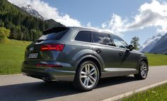 View 2016 Audi Q7 Photos from Car and Driver. Find high-resolution car images in our photo-gallery archive.