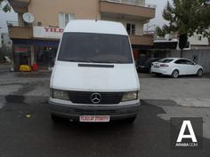 Mercedes - Benz Sprinter 412 D 2000 MODEL ÇİFTTEKER