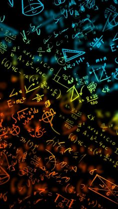 Maths iPhone Wallpaper - iPhone Wallpapers
