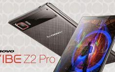 Arriva il phablet Lenovo Vibe Z2 Pro: il più potente in commercio