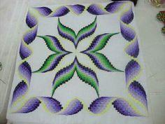 Florentino Bargello Quilt Patterns, Bargello Needlepoint, Bargello Quilts, Needlepoint Patterns, Afghan Crochet Patterns, Weaving Patterns, Cross Stitch Patterns, Brazilian Embroidery Stitches, Swedish Embroidery