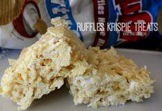 Ruffles Krispie Treats!