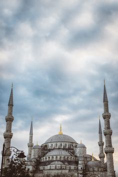 Blue Mosquee - Istanbul #Istanbul #blue #mosquee #Turkey