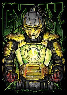 Mortal Kombat Fighters by Ottyag Graphics