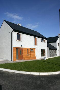 Ardoise naturelle CUPA, un matériau indémodable pour Cedar Park en Irlande   #ardoise #toiture #architecture #design