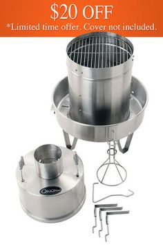 Orion Cooker - BBQ Smoker Sale $149.00