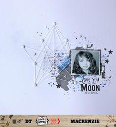 Mackenzie - sketch - page étoile - DT La fabrik à scrap