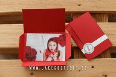 Invitación Primera Comunión. Jake Go Studio. Pego. Alicante. España. Fotógrafo. Estudio de fotografía. Fotógraf.