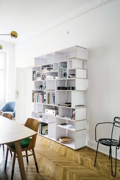 Ivy shelf by Tylko. Creative, Clever Storage for Small Spaces.