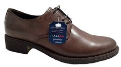 Made in Italy brown leather shoes for women by Antica Cuoieria. Buy it 99,00 €