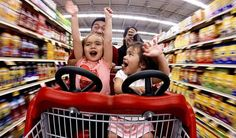 20 Amazing GoPro Photos. - I seriously need to take the GoPro with me next time I take the kids shopping!