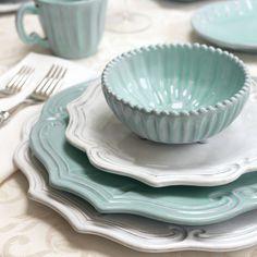 VIETRI Incanto Aqua Dinnerware | Bloomingdale's