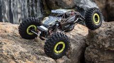 The ECX® 1/18 Temper® Gen2 4WD Rock Crawler is built to tackle any environment. This new and improved version builds upon the original Temper's outstanding reputation and sets the standard all other mini crawlers must follow. : $149.99 Rc Cars And Trucks, Monster Trucks, Mini, Vehicles, Car, Vehicle, Tools